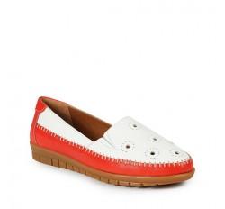 Hakiki Deri Kadın Babet, Ayakkabı