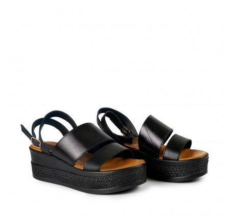 Hakiki Deri Kadın Sandalet